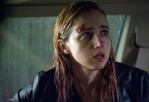 Zoe Kazan in The Monster