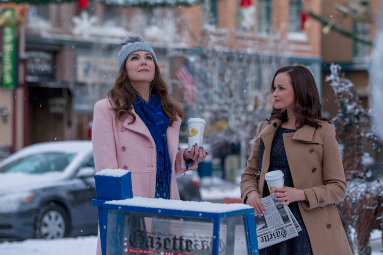 Gilmore Girls: A Year in the Life Alexis Bledel Lauren Graham