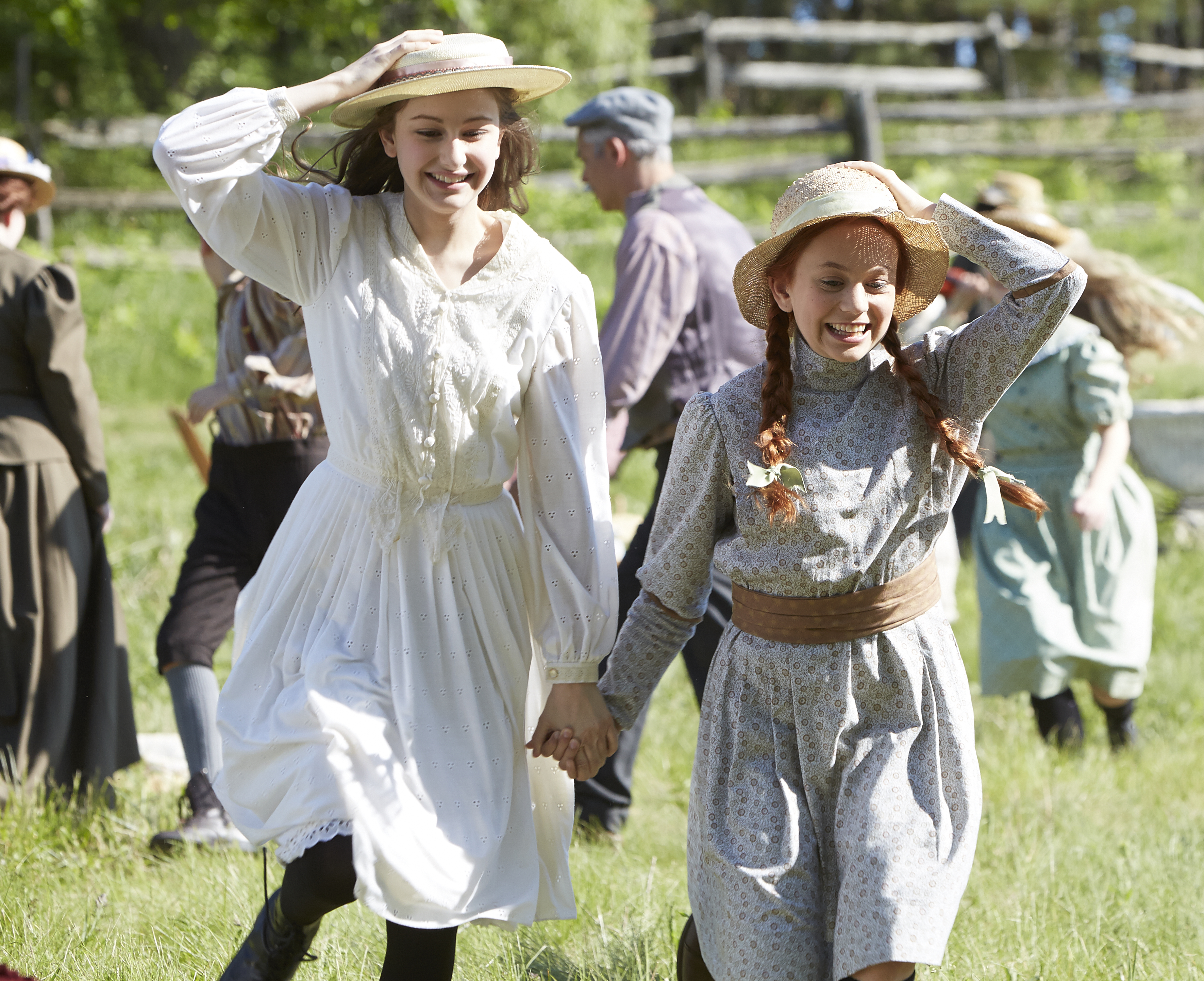 Anne Of Green Gables Review Is Charming Despite Fake Freckles Indiewire
