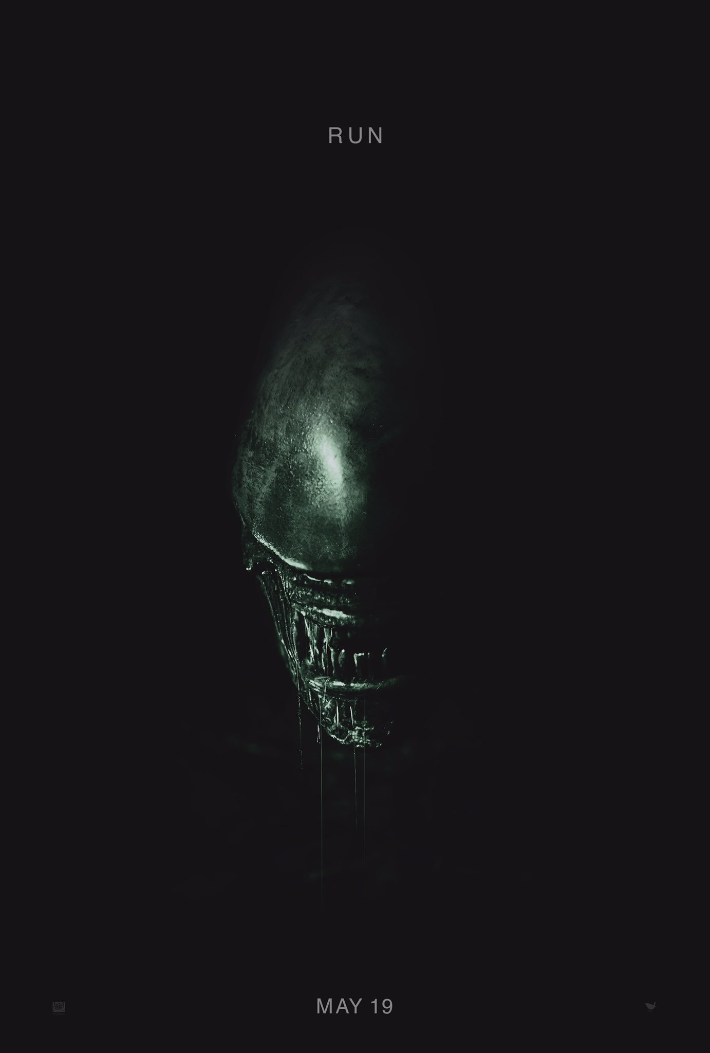 'Alien: Covenant' Poster