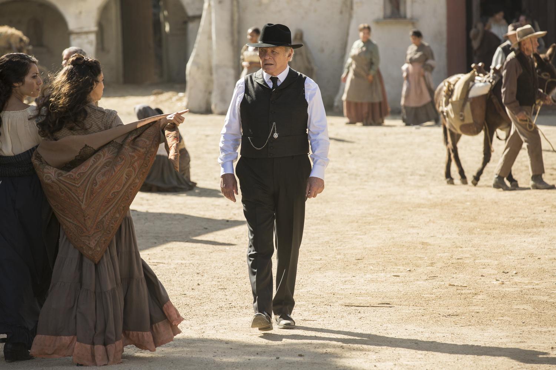 Westworld Anthony Hopkins