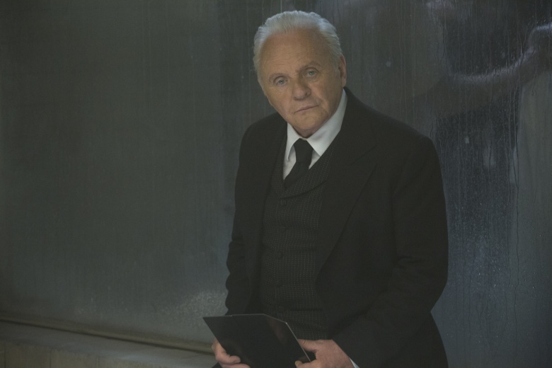 Anthony Hopkins Westworld Season 1 Episode 9