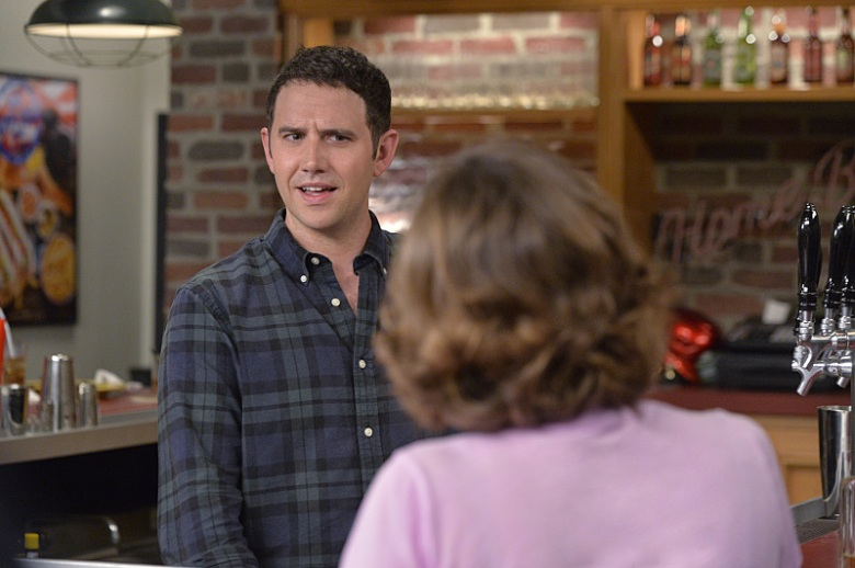 "Santino Fontana on ""Crazy Ex-Girlfriend"""