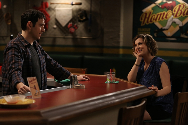 "Santino Fontana and Rachel Bloom on ""Crazy Ex-Girlfriend"""