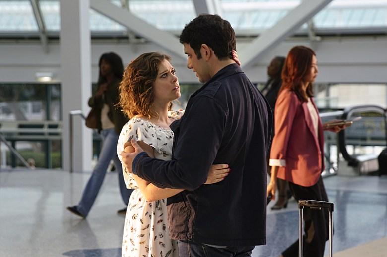 "Rachel Bloom and Santino Fontana on ""Crazy Ex-Girlfriend"""