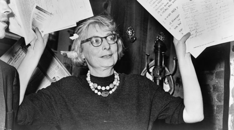 """Citizen Jane: Battle for the City"""