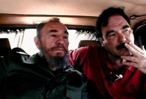 Comandante Oliver Stone Fidel Castro