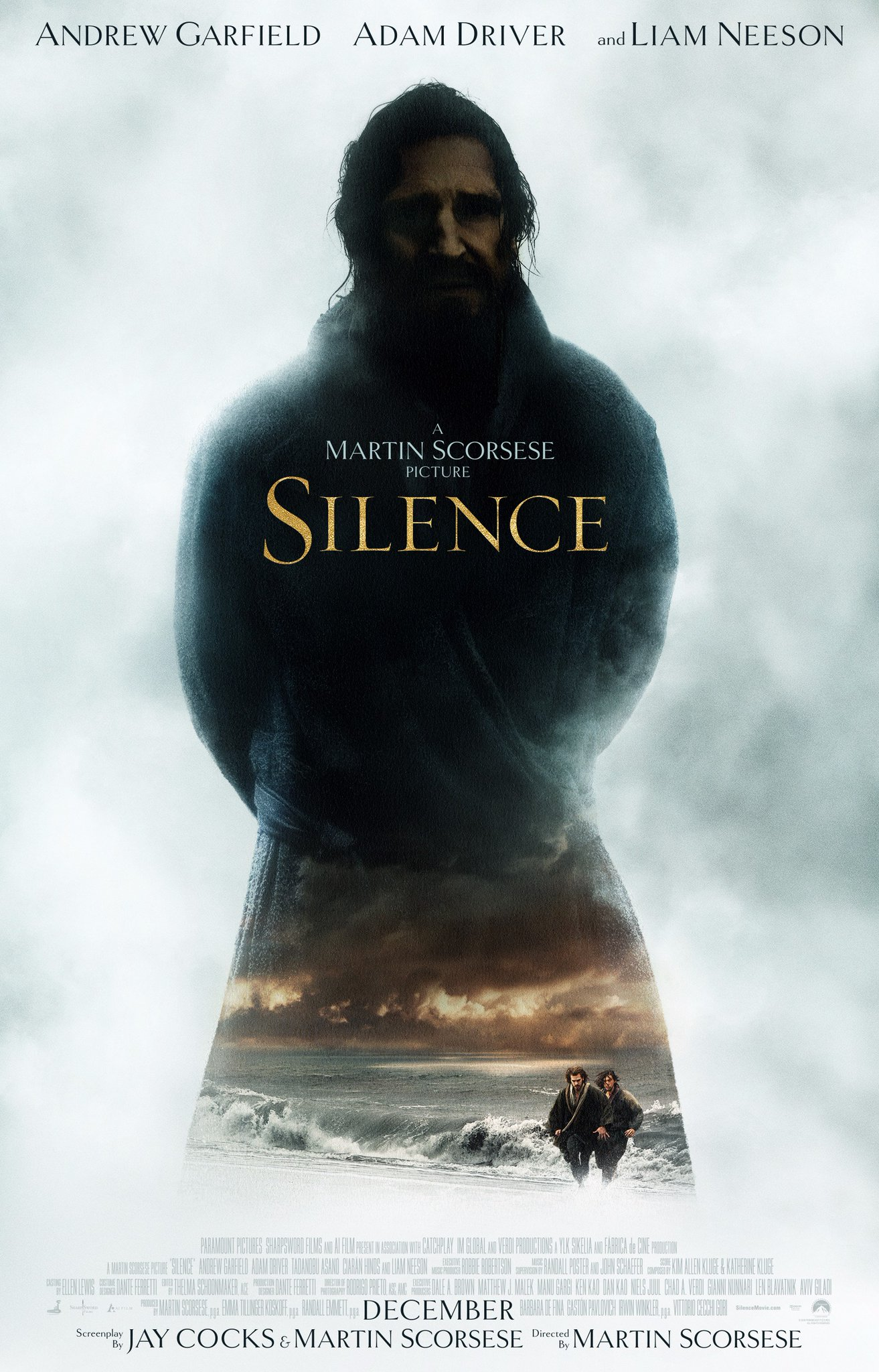Image result for silence poster