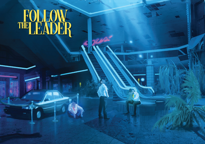 Project of the Day - Follow the Leader