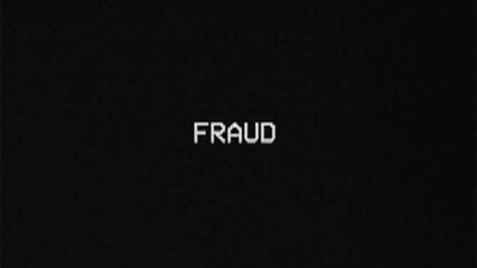"""Fraud"""