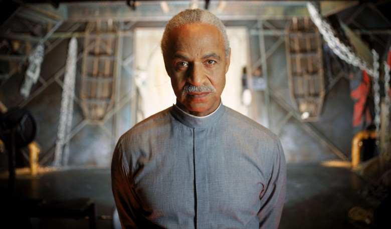 Ron Glass Firefly Serenity
