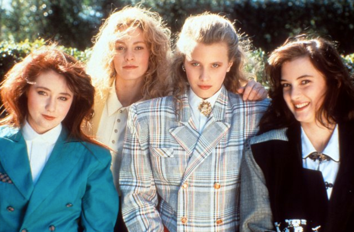 Heathers Shannen Doherty Winona Ryder