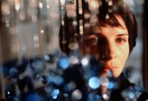 Juliette Binoche in Three Colors Blue