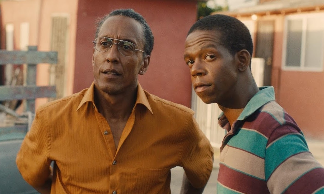 Andre Royo in Hunter Gatherer