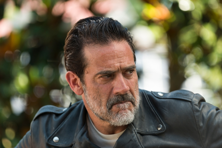 Jeffrey Dean Morgan as Negan - The Walking Dead _ Season 7, Episode 4 - Photo Credit: Gene Page/AMC