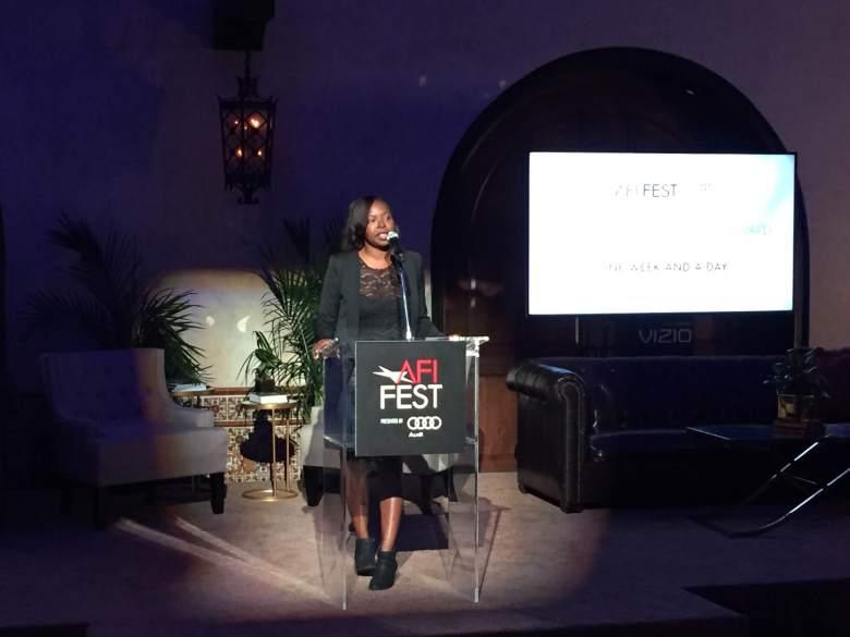 AFI FEST Director Jacqueline Lyanga