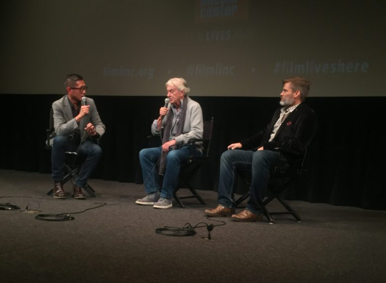 "Lincoln Center's Dennis Lim, Paul Verhoeven, actor Casper Van Dien (""Johnny Rico"") discuss ""Starship Trooper"""