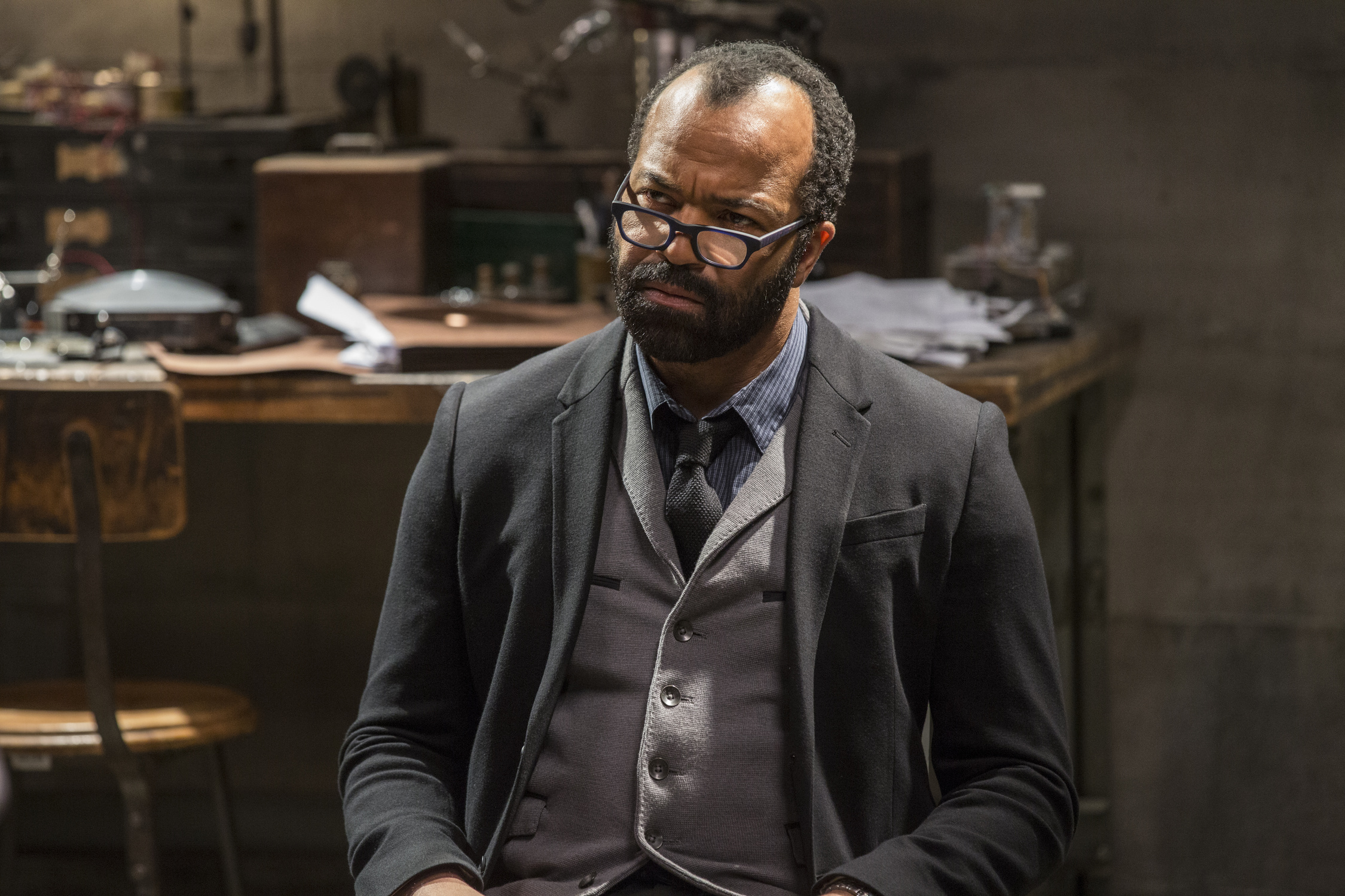 Westworld 108 Jeffrey Wright Episode 8 Season 1