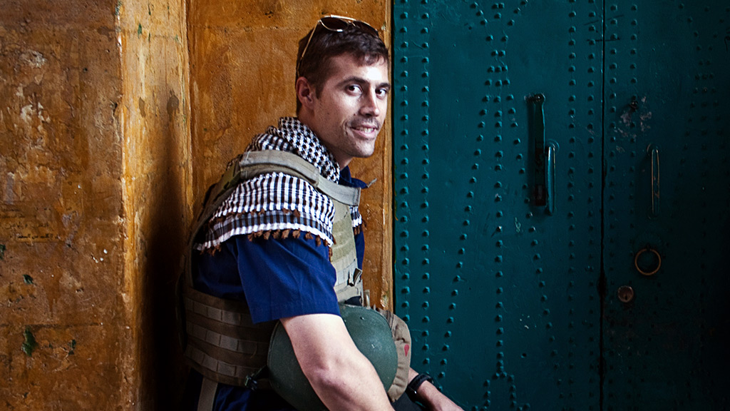 """Jim: The James Foley Story"""