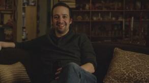 """Lin-Manuel Miranda on """"Drunk History."""""""