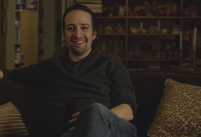 "Lin-Manuel Miranda on ""Drunk History."""