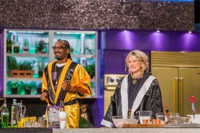 "Martha Stewart and Snoop Dogg, ""Martha & Snoop's Potluck Dinner Party"""
