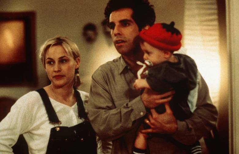 "Patricia Arquette, Ben Stiller, ""Flirting With Disaster"""