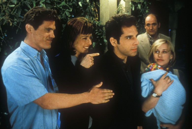 "Josh Brolin, Tea Leoni, Ben Stiller, Richard Jenkins, Patricia Arquette, ""Flirting With Disaster"""