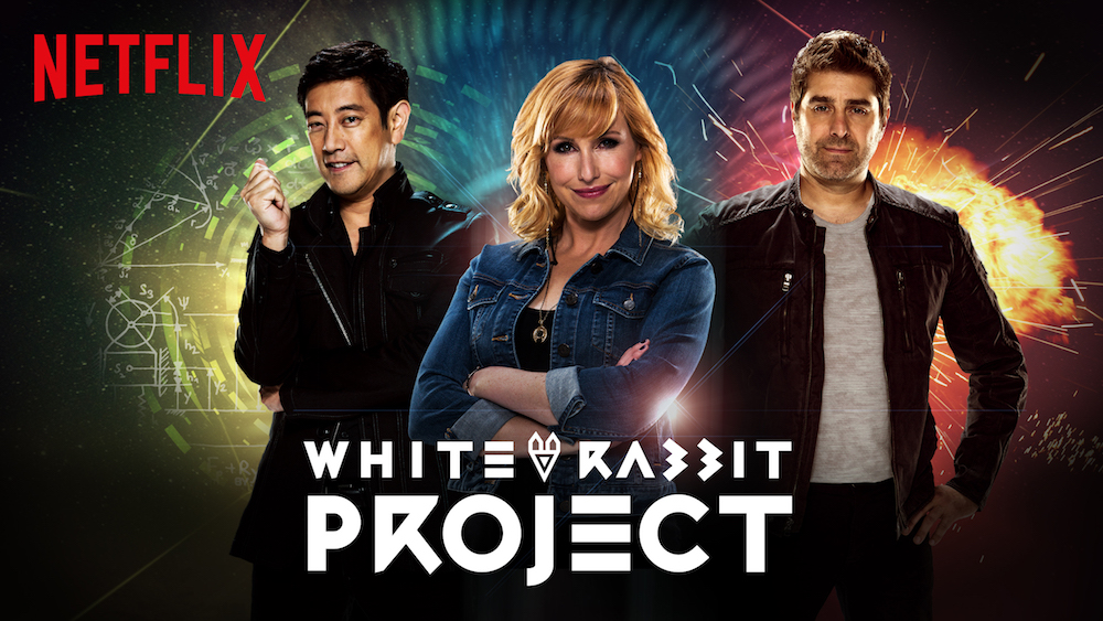 Netflix White Rabbit Project Season 1