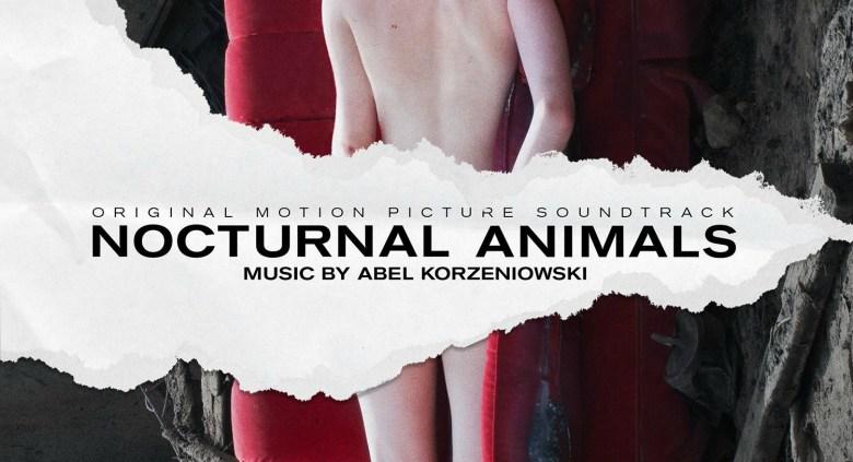 Nocturnal Animals Soundtrack