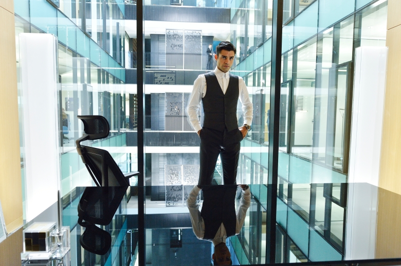 """Sean Teale, """"Incorporated"""""""