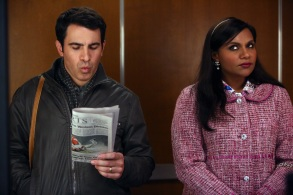 "Chris Messina and Mindy Kaling, ""The Mindy Project"""