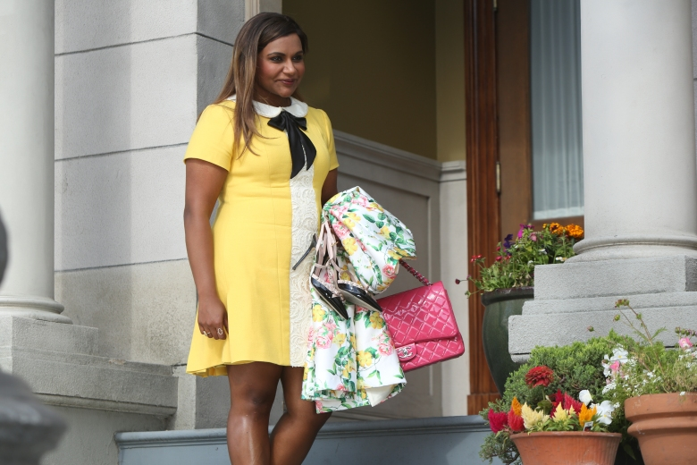 "Mindy Kaling, ""The Mindy Project"""