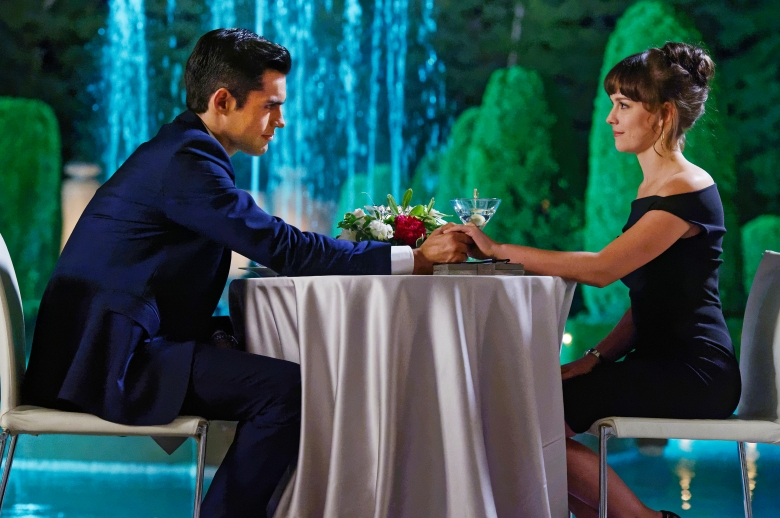 "Sean Teale and Allison Miller, ""Incorporated"""