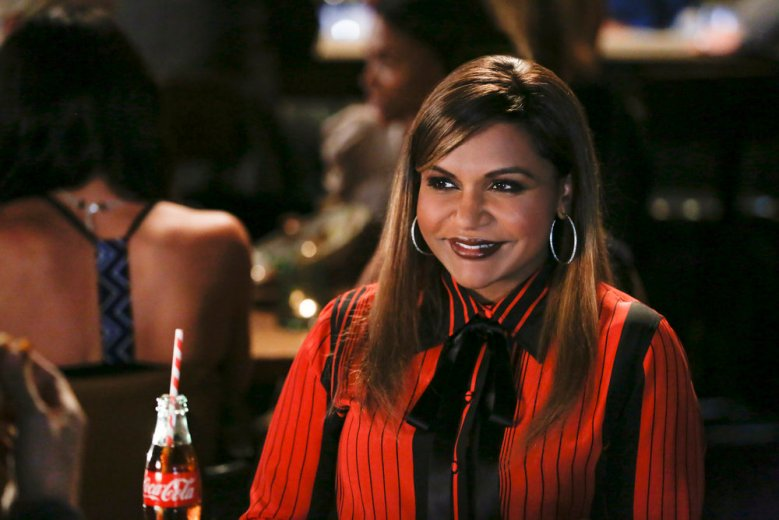 "Mindy Kaling on ""The Mindy Project"""