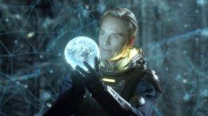 Michael Fassbender in Prometheus