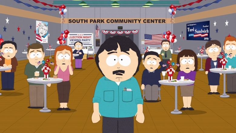 South Park Season 20 Episode 7 Randy Marsh Oh Jeez