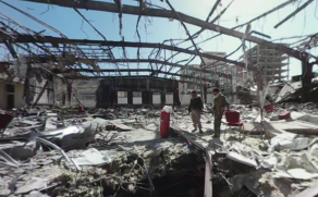The New York Times In the Rubble of an Airstrike in Yemen