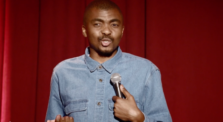 """Loyiso Gola: Live in New York"""