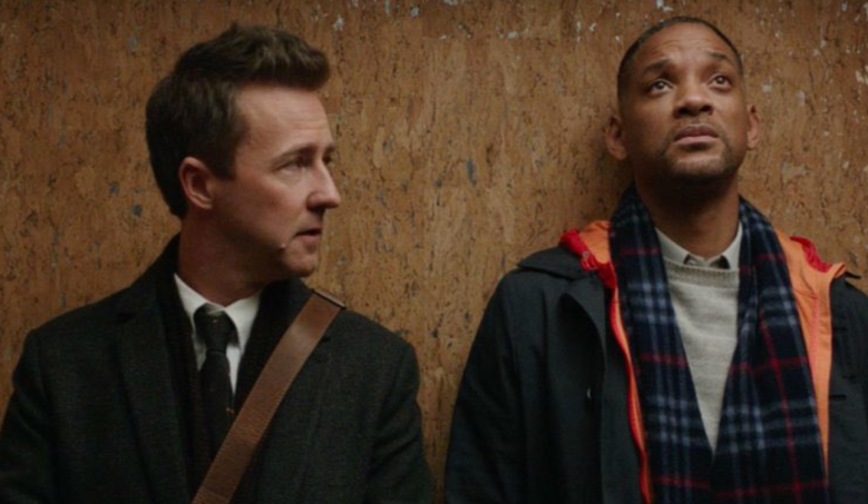 Collateral Beauty Will Smith Edward Norton