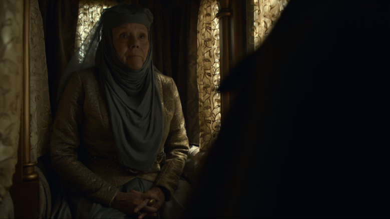 """Oleanna Tyrell in """"Game of Thrones"""""""