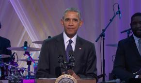 Barack Obama BET