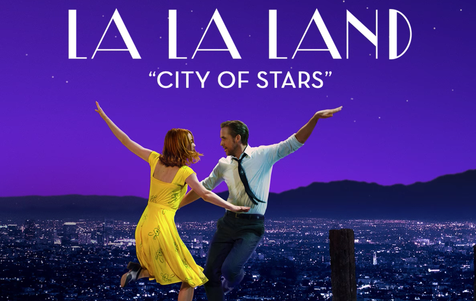 La La Land City of Stars Emma Stone Ryan Gosling