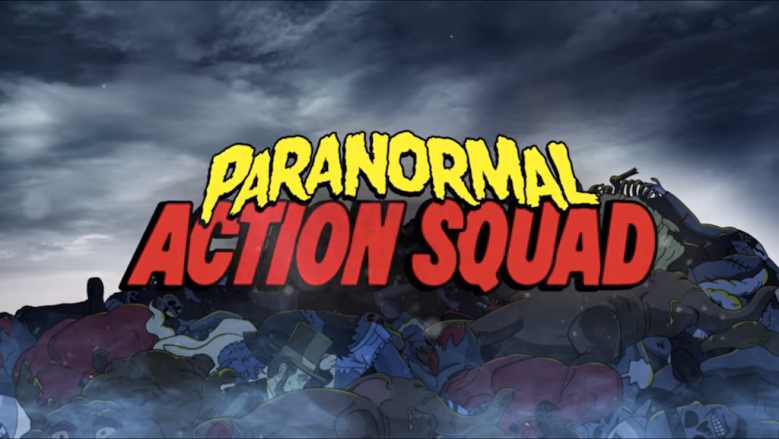 Paranormal Action Squad Clip: New YouTube Show Fights The