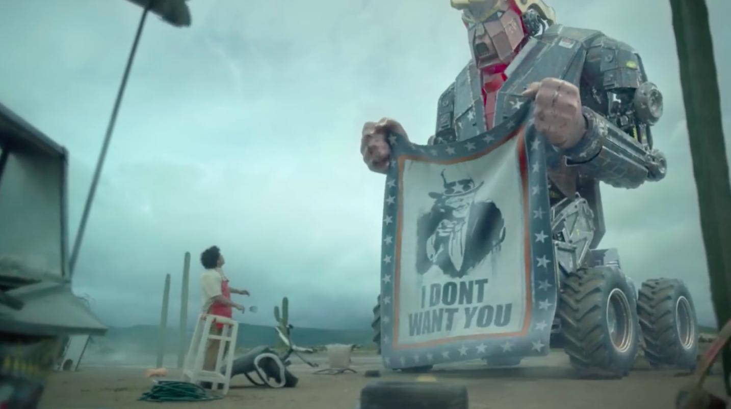 Donald Trump Robot Terrorizes Latinos in Wild Sci-Fi Short Film — Watch