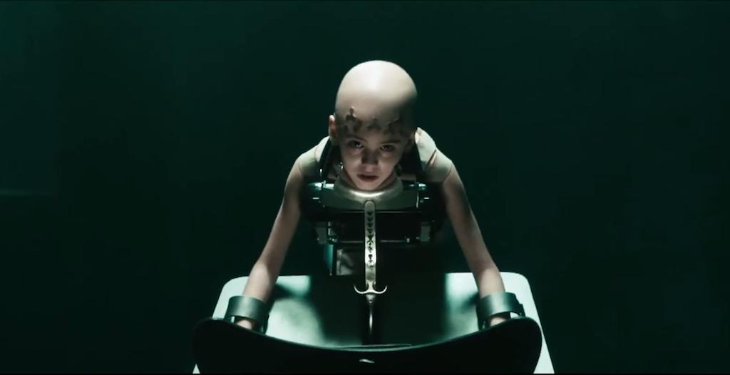 Sci Fi Brain : Mindgamers trailer sci fi thriller explores hacking the