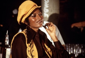 "Pam Grier in ""Foxy Brown"""