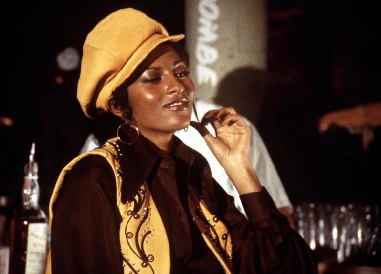 """Pam Grier in """"Foxy Brown"""""""