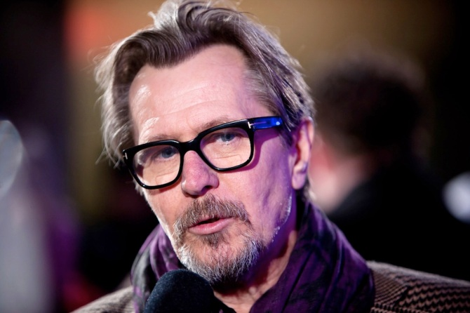 Gary Oldman Says Playing Churchill in
