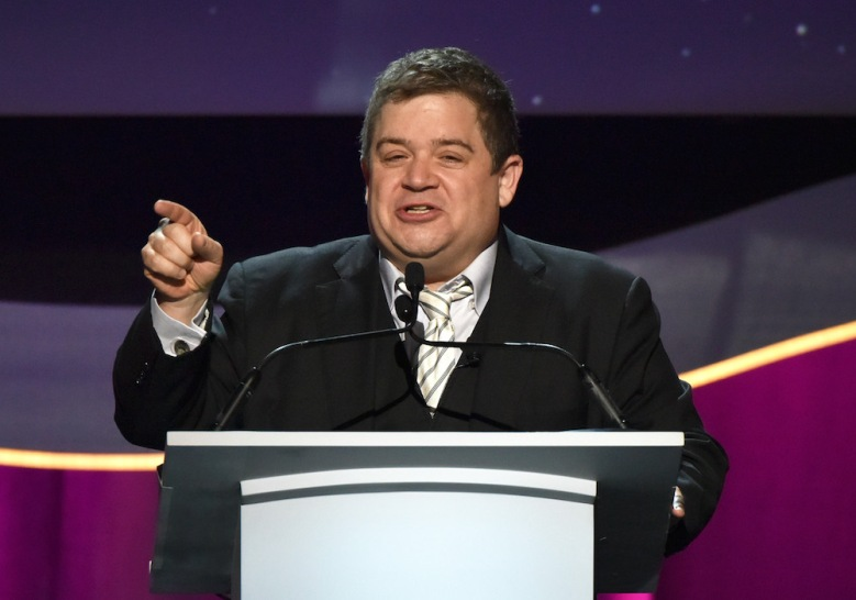 Patton Oswalt at the 68th Annual Writers Guild Awards show